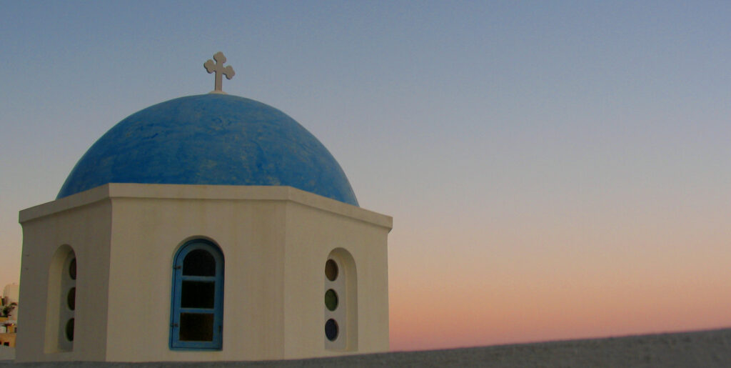 Orthodox Church- Vacations in Greece