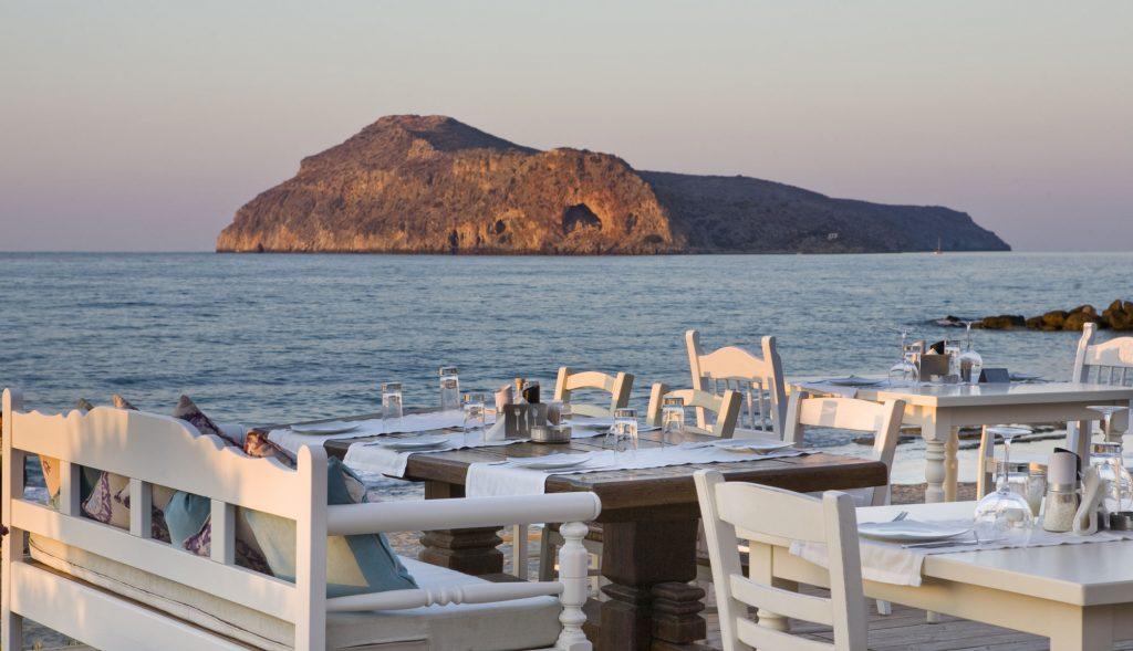 Vacation in Platanias- Sea views