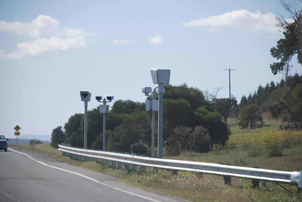 Speed Cameras Crete