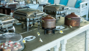Hotels with buffet in Chania- Platanias Ariston Food Buffet