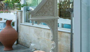 Platanias Ariston Sea view hotel in Platanias- decorative details