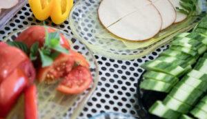 hotel Breakfast in Crete- cretan cuisine ingredients