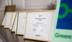 Certificates of Recognition- Platanias Ariston hotel with gym and spa in Chania