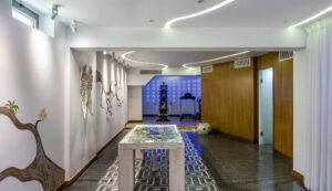 Hotel with gym in Chania- Gym areas -Platanias Ariston Beach Resort Executive