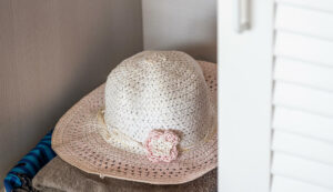 Platanias Ariston room interior decoration- hat