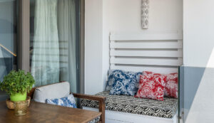 Hotel in Chania Exterior Decoration-Pillows
