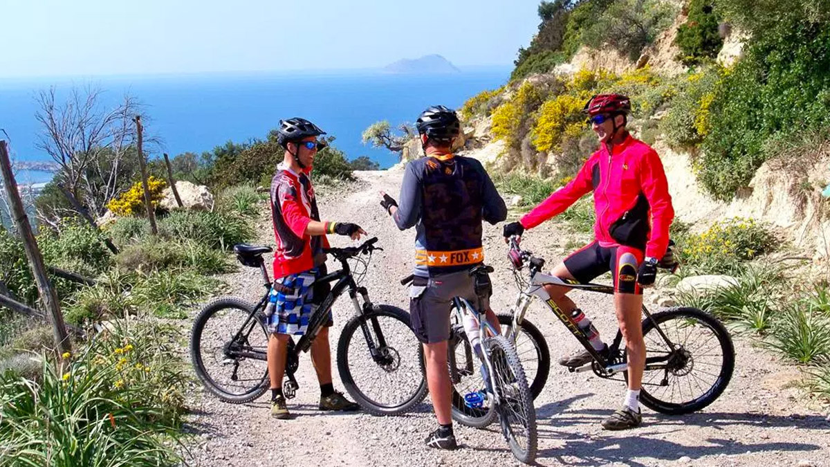 Cycling- Bike Hire Platanias Ariston Hotel