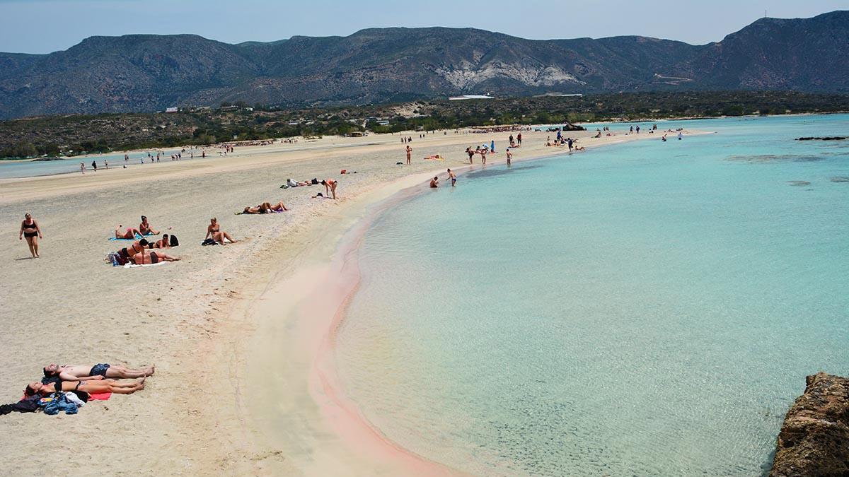 Elafonisi beach- Platanias Ariston