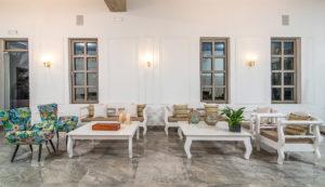 Luxury hotel in Platanias, Chania- Platanias Ariston Hotel in Chania- Interior Areas