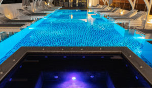Swimming Pool -Hotel Platanias Ariston for Vacation in Chania