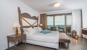 Sea view hotel Platanias Chania Crete